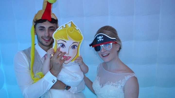 Wedding Photobooth Alverbank Hotel